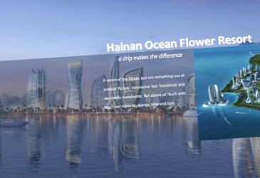 Ocean Flower Hotel in Resorts magazine