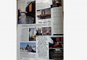 BELLE MAGAZINE FEATURES HAINAN HOTEL