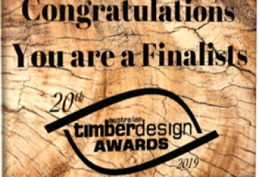 Australian Timber Design Awards Finalist