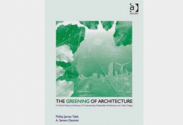 MASDAR IN 'GREENING OF ARCHITECTURE'