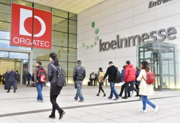 RIECK SPEAKS AT ORGATEC