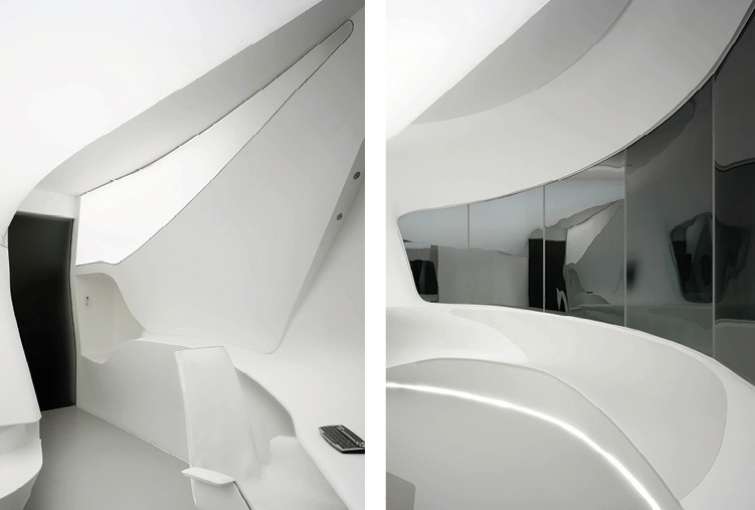 معماری هتل با دیدگاه آینده نگر