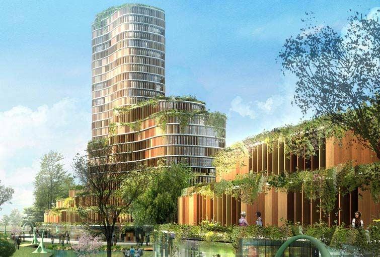 Shenzhen Jungle Plaza 187 Lava