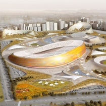 Addis Ababa National Stadium and Sports Village