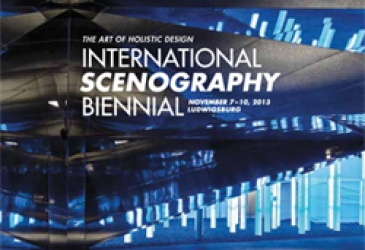 WALLISSER SPEAKS AT SCENOGRAPHY BIENNIAL